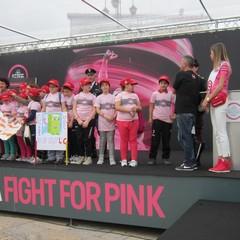 I Bambini della don Cosmo Azzollini incontrano il Giro