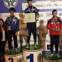 Campionato italiano lotta Cadetti