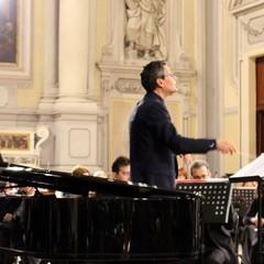 """Michael Nyman, in """"Lezioni di Piano"""" con l'Orchestra Sinfonica della Provincia di Bari, Mercoledì 26 Marzo, Cattedrale di Molfetta"""
