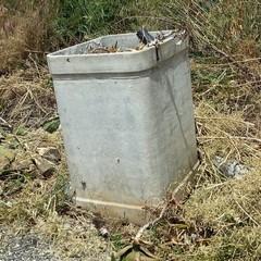 Cisterna in amianto