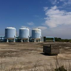 Impianto acque reflue
