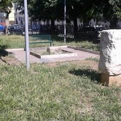 Linterno del giardino pubblico