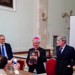 Omaggio al Vescovo