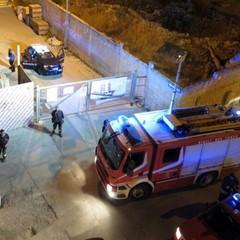 Due bombe in un cantiere sul lungomare. Un'altra a lama Martina