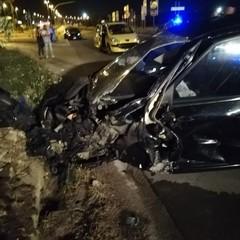 Schianto tra due auto, 25enne di Molfetta in gravissime condizioni