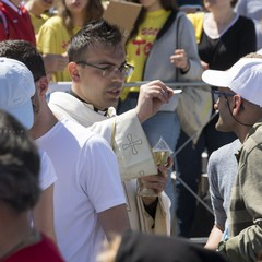 Papa a Molfetta: le foto dal 18 al 20 aprile 2018
