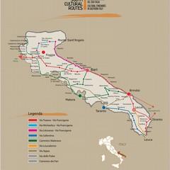Cammini di Puglia