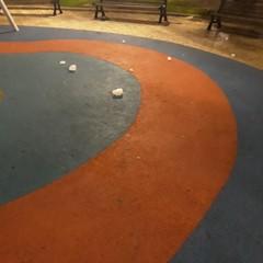 Ghiaccio pista di pattinaggio