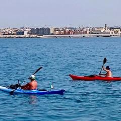 Da Vieste a Molfetta in kayak