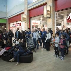 Flashmob Gran Shopping Mongolfiera di Molfetta