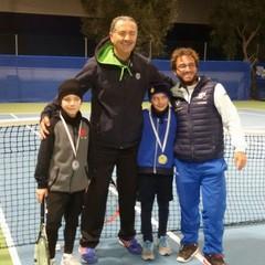Domenico Roselli e Mauro Nisio primo e secondo fra i Green