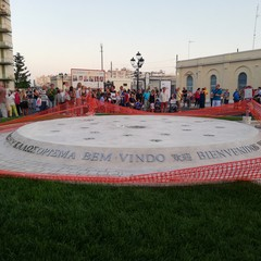 Fontana Piazza Moro