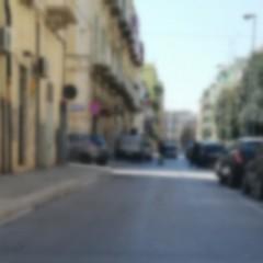 Coronavirus ma Molfetta per strada