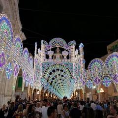 Luminarie a Corso Dante