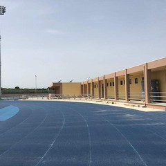 Nuovo stadio di atletica