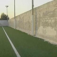 «Muro pericoloso al Petrone»