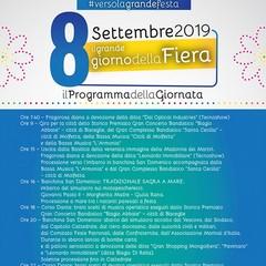programma settembre
