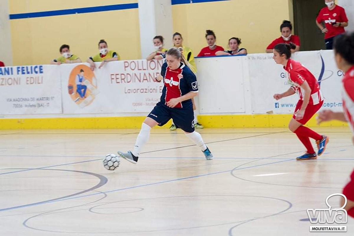 Nox Molfetta - Soccer Altamura