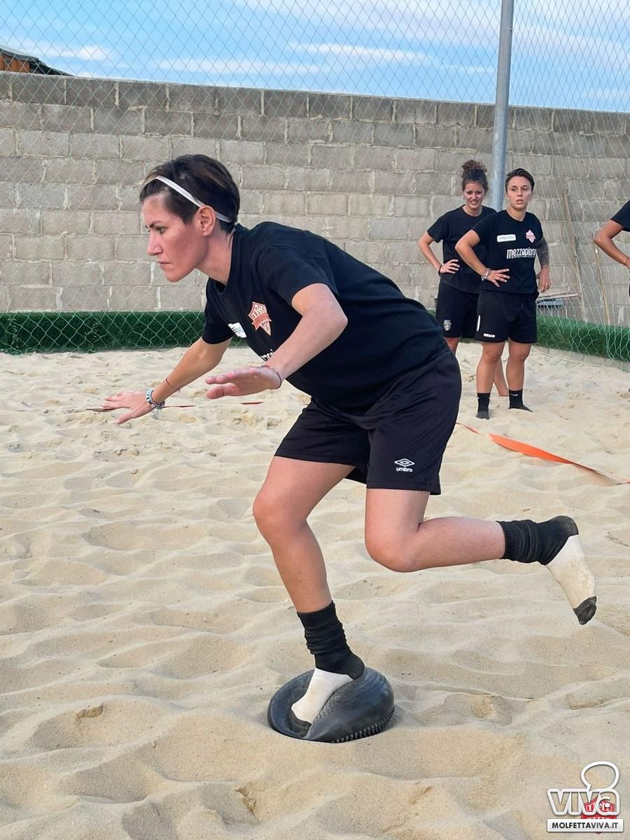 Nemore sulla sabbia