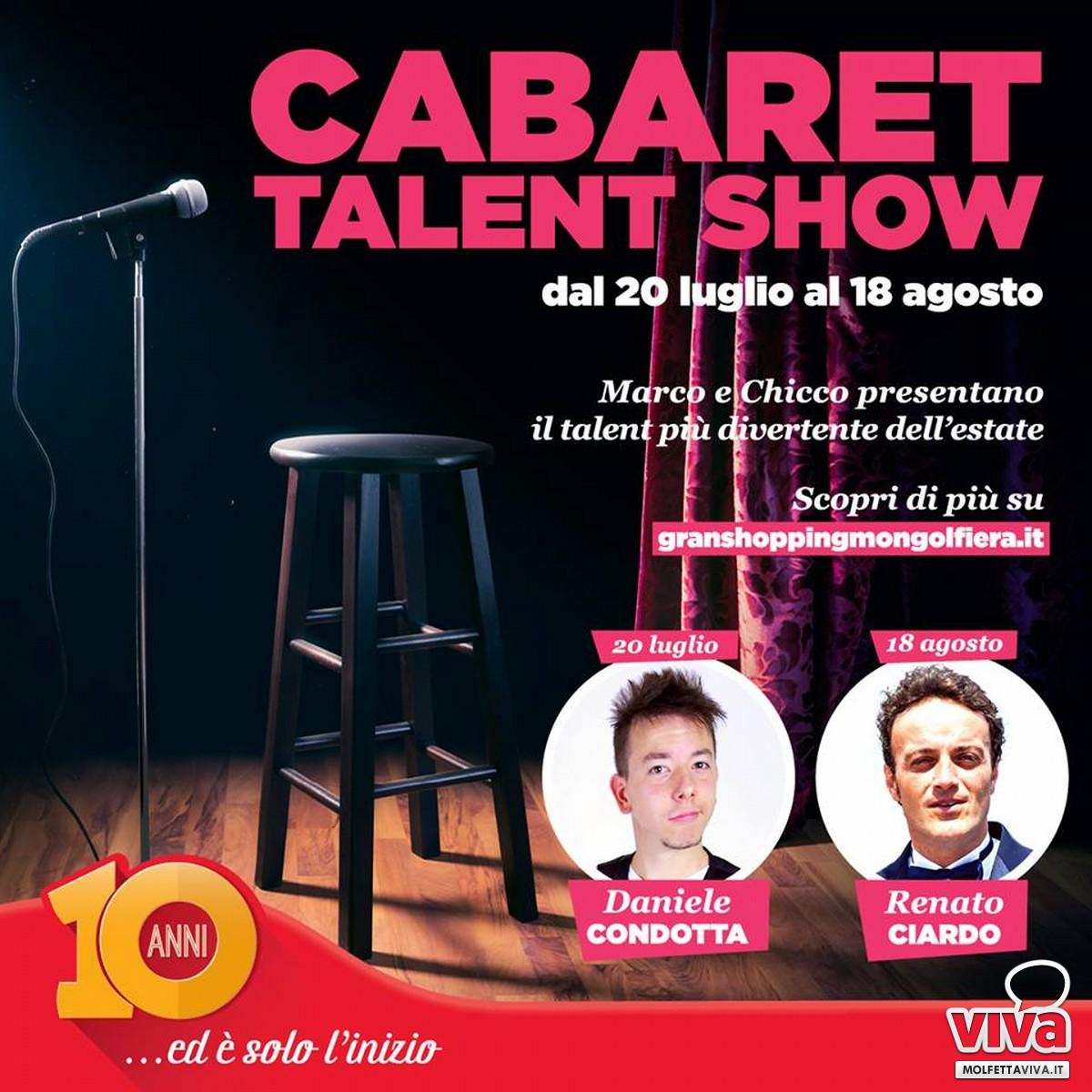 Cabaret Talent Show
