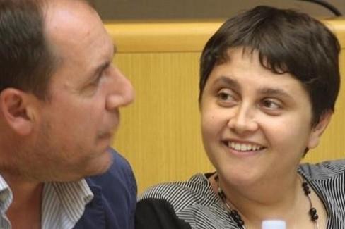 Bepi Maralfa e Paola Natalicchio