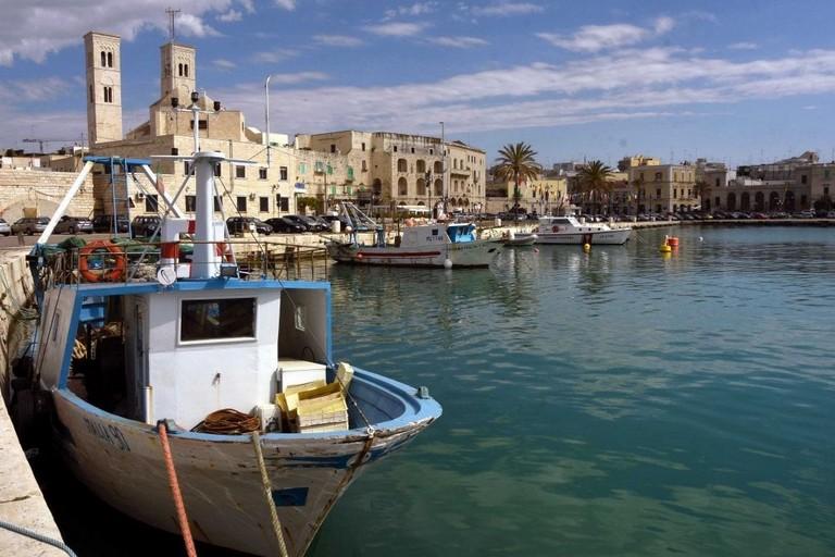 Il porto di Molfetta