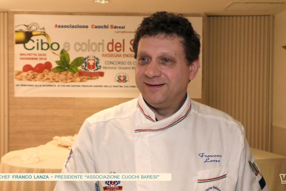 Franco Lanza. <span>Foto Vincenzo Bisceglie</span>