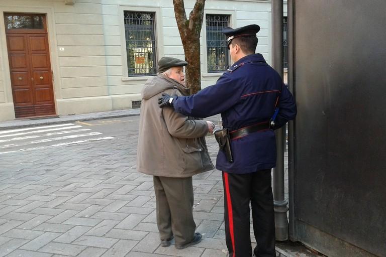 I Carabinieric