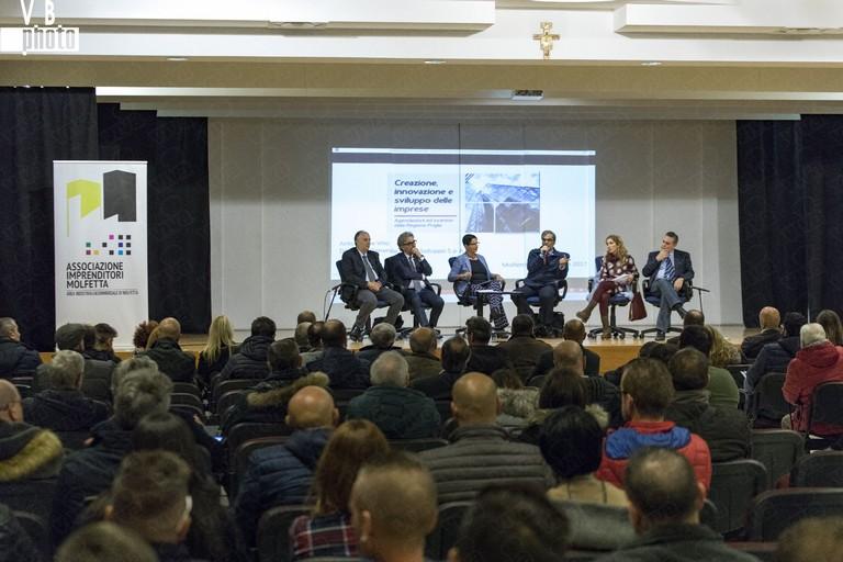 Creazione, innovazione e sviluppo delle imprese (Foto Vincenzo Bisceglie)
