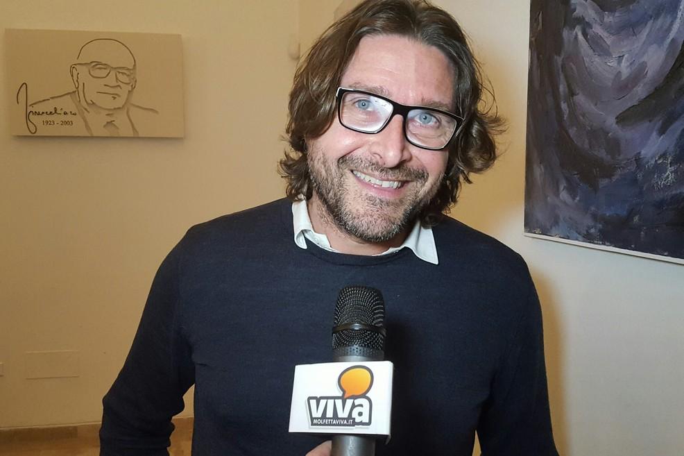 Dott. Felice Spaccavento (Foto Vincenzo Bisceglie)