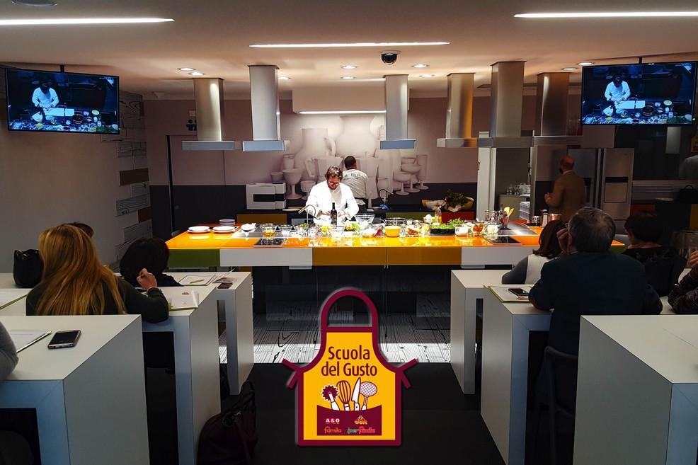 Scuola del gusto Molfetta. <span>Foto Vincenzo Bisceglie</span>