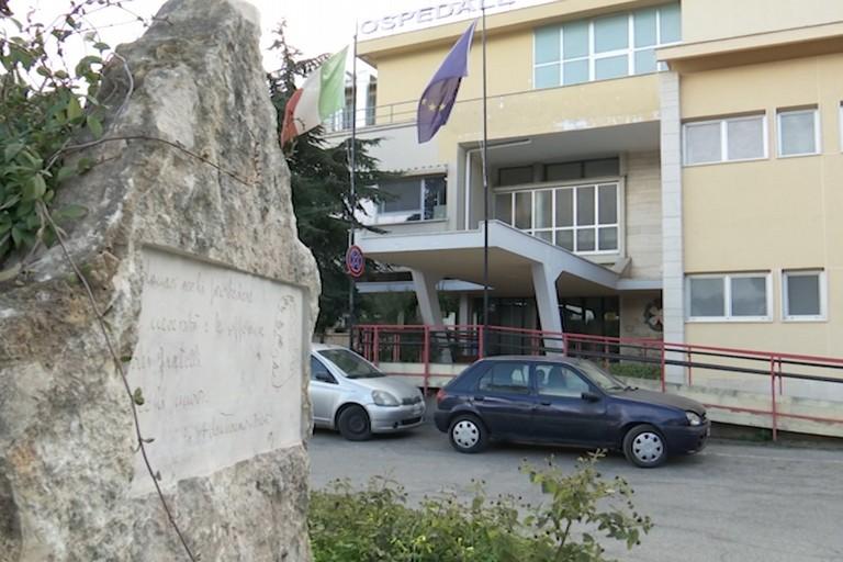 L'ospedale di Molfetta