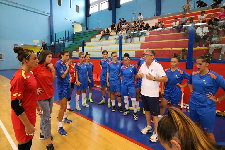 Futsal Molfetta, al PalaPoli arriva la capolista Angelana