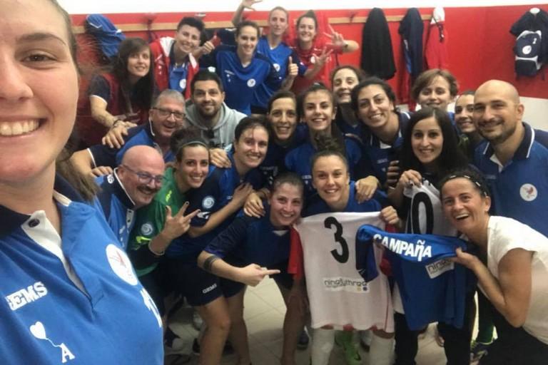 Futsal Molfetta, tre gol stendono la capolista Angelana