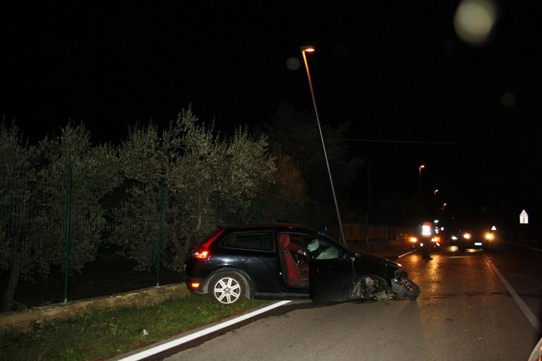 Molfetta incidente sulla provinciale 112 per terlizzi - Punto casa molfetta ...