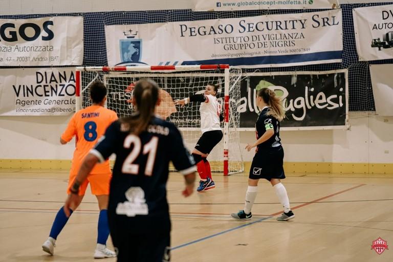 Nox Molfetta a Foligno per la seconda giornata di Serie A2
