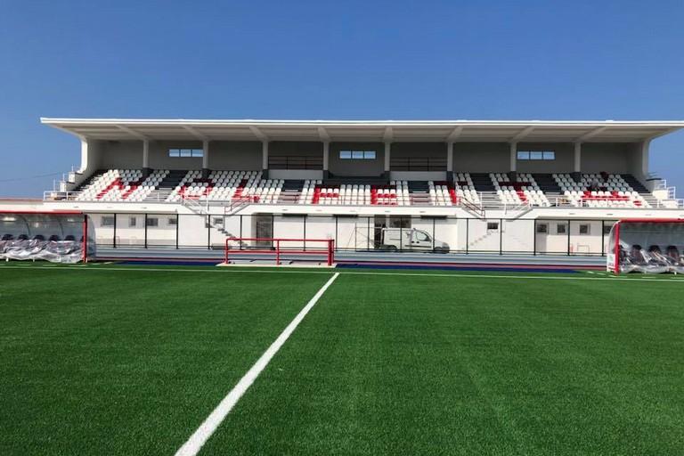 Riapre lo stadio Paolo Poli