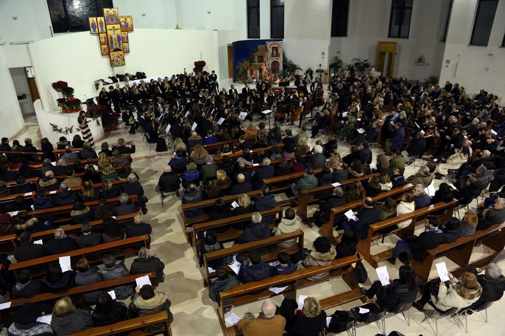 Concerto di Capodanno. <span>Foto Mariella Spadavecchia</span>
