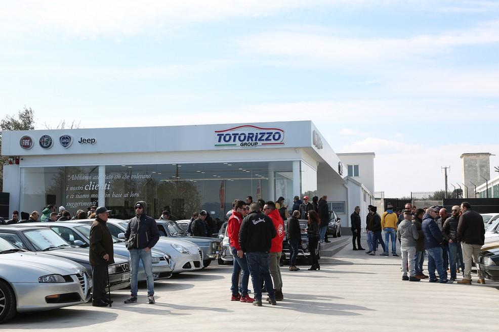 2° Anniversario Alfa Romeo Club Puglia & Totorizzo Group