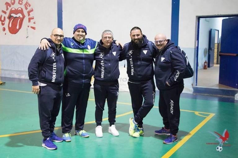 Staff Futsal Molfetta