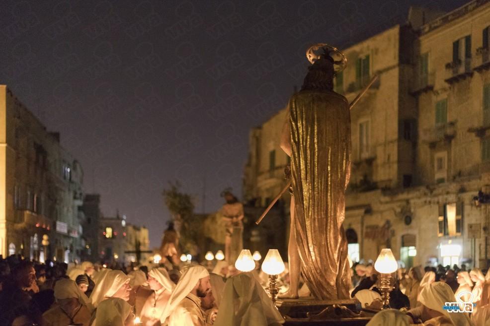 Processione dei Misteri. <span>Foto Vincenzo Bisceglie</span>
