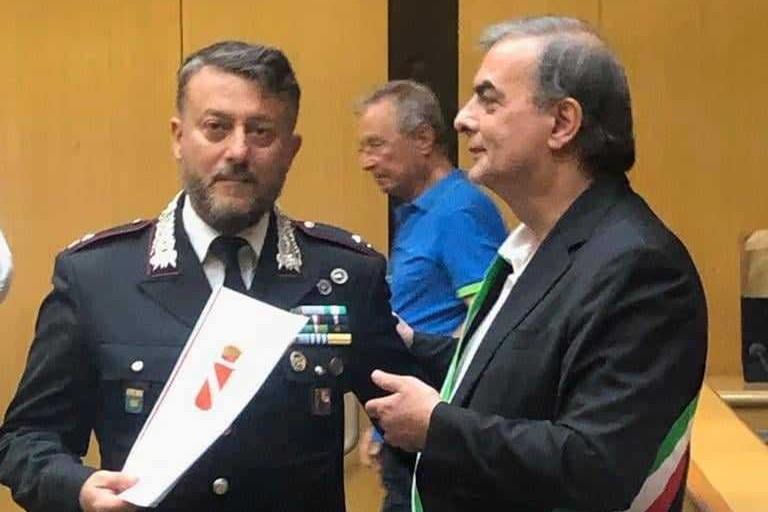 Vito Ingrosso e Tommaso Minervini