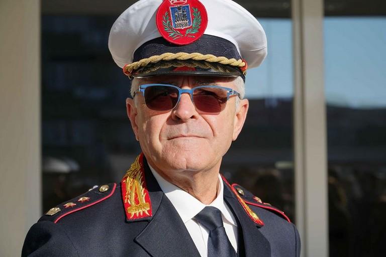 Il tenente colonnello Giovanni Di Capua