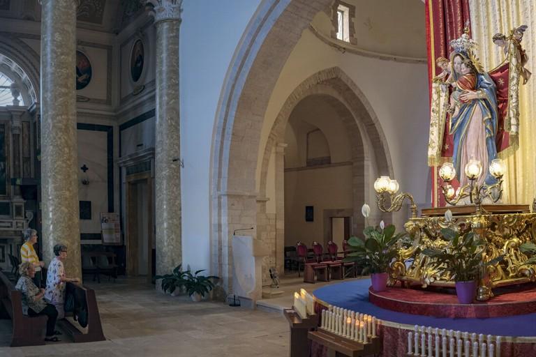 Basilica della Madonna dei Martiri. <span>Foto Vincenzo Bisceglie</span>
