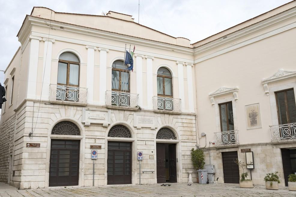 Palazzo di città (Foto Vincenzo Bisceglie)