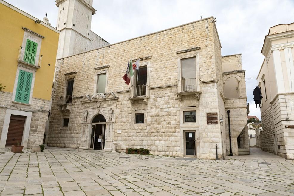 Palazzo Giovene. <span>Foto Vincenzo Bisceglie</span>