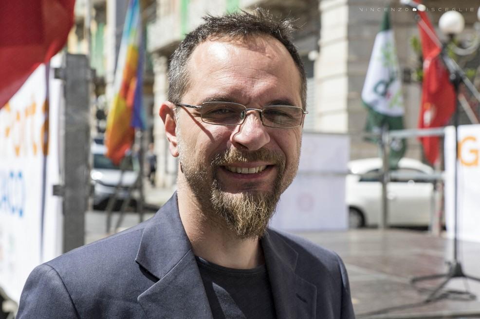 Gianni Porta. <span>Foto Vincenzo Bisceglie</span>