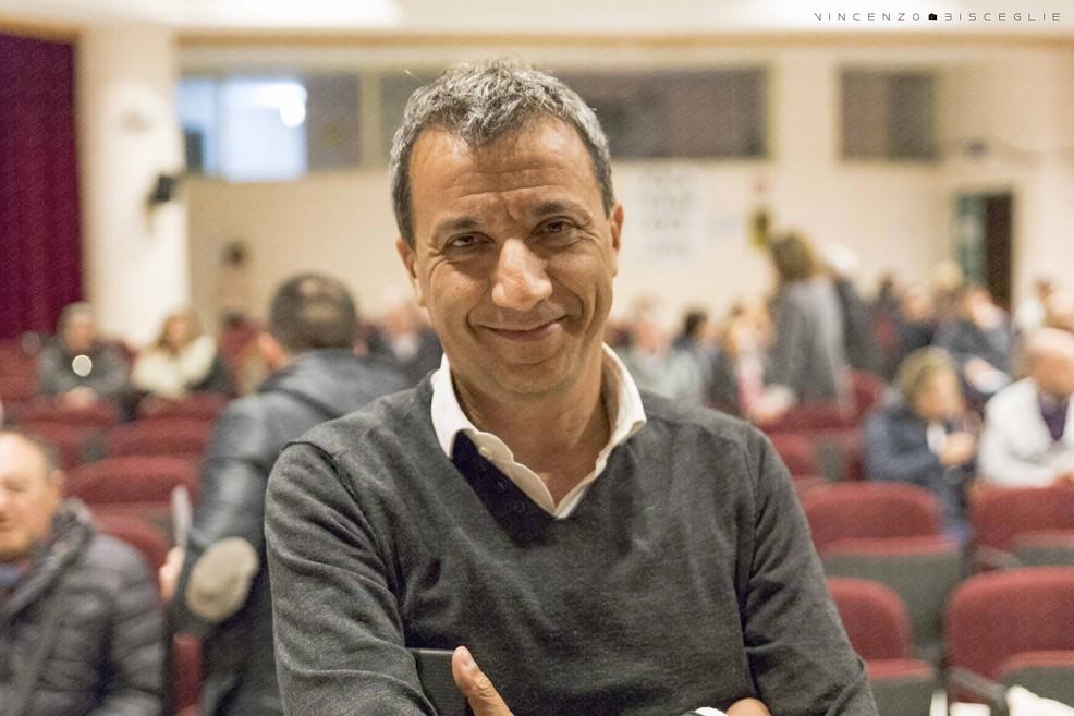 Pasquale Mancini (Foto Vincenzo Bisceglie)