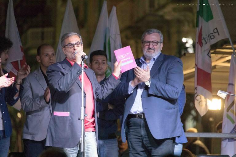 «Non sono il padrone di Tommaso Minervini: Molfetta può cambiare pagina con lui»