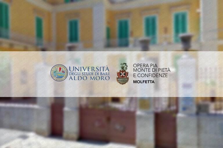 Accordo Universit di Bari Aldo Moro e Opera Pia Molfetta